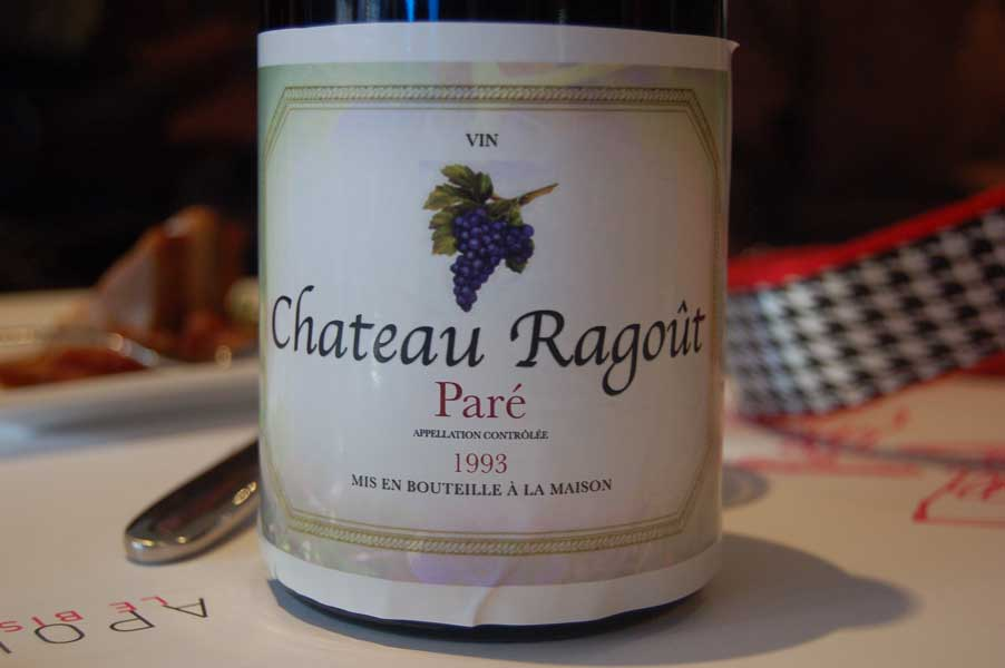 chateauragout